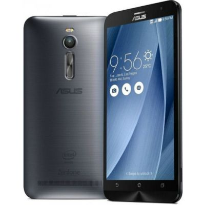 Смартфон ASUS Zenfone 2 ZE551ML 16Gb 3G LTE Серебристый 90AZ00A5-M07200