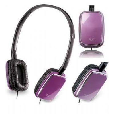 Наушники Genius GHP-420S фиолетовый