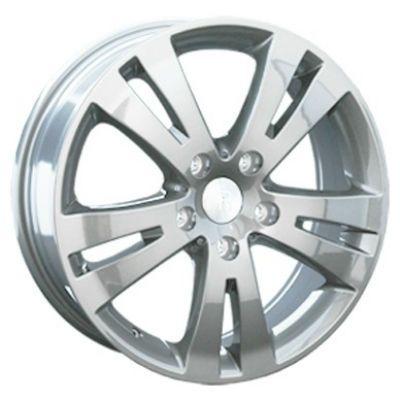 Колесный диск Replica Replay 7x17 5x120 ET55 D65,1 VV65 White (Volkswagen) WHS068468