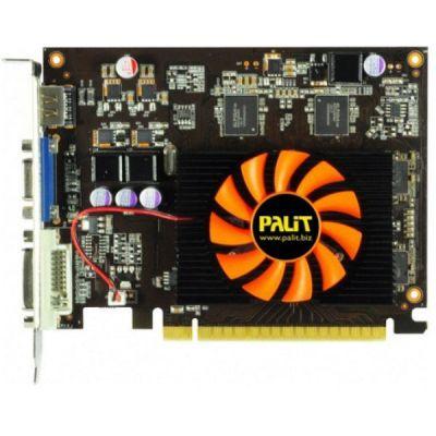 Видеокарта Palit PCI-E PA-GT630-1GD5 nVidia GeForce GT 630 1024Mb 128bit DDR5 810/3200 DVIx1/HDMIx1/CRTx1 oem NE5T6300HD01-1083F BULK