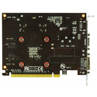 ���������� Palit PCI-E PA-GT630-1GD5 nVidia GeForce GT 630 1024Mb 128bit DDR5 810/3200 DVIx1/HDMIx1/CRTx1 oem NE5T6300HD01-1083F BULK