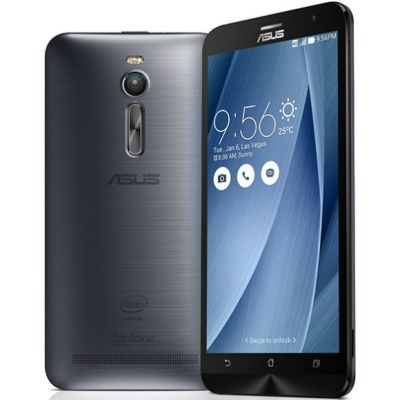 Смартфон ASUS Zenfone 2 ZE551ML 64Gb 3G LTE Серебристый 90AZ00A5-M03670