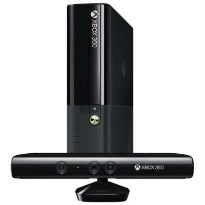 Игровая приставка Microsoft Xbox 360 4 GB Kinect + KA, KSU (N7V-00114 )