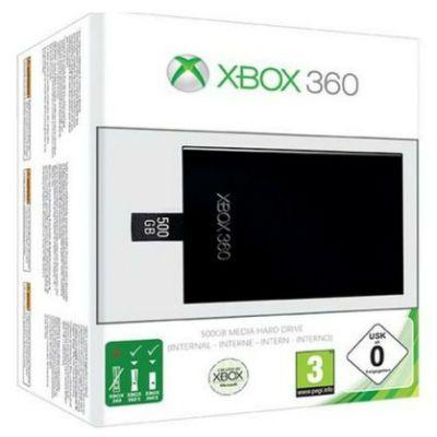 Жесткий диск Microsoft 500 Гб для Xbox 360 (6FM-00003)
