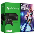 Игровая приставка Microsoft Xbox One 500 GB + Kinect + Dance Central Spotlight (7UV-00126)