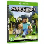 Игра для Xbox One Microsoft Minecraft (6+) 44Z-00020