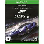 Игра для Xbox One Microsoft Forza 6 (0+) RK2-00019