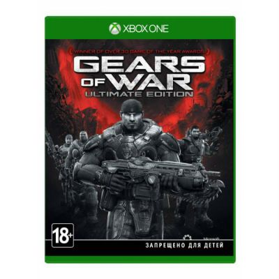 ���� ��� Xbox One Microsoft Gears of War: Ultimate Edition (18+) 4V5-00022