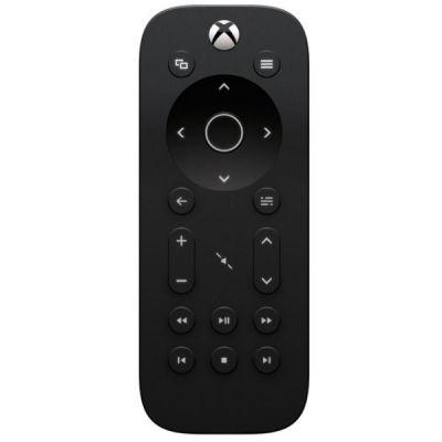 Пульт Microsoft для игровой приставки Xbox One media remote (6DV-00006)