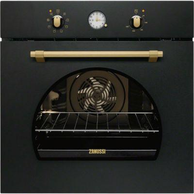 Встраиваемая электрическая духовка Zanussi OPZB2300R черный
