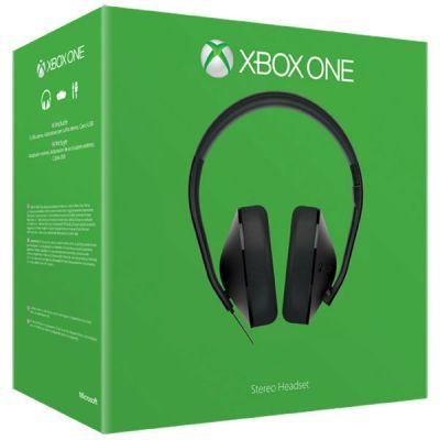 ��������� Microsoft ��� ������� ��������� Xbox One stereo headset (S4V-00010)
