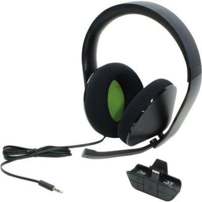 Гарнитура Microsoft для игровой приставки Xbox One stereo headset (S4V-00010)