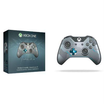 Microsoft Геймпад Xbox One wireless - Halo 5 Spartan Locke (GK4-00007)