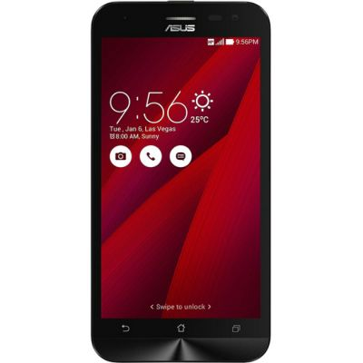 Смартфон ASUS Zenfone 2 ZE500KG 8Gb 3G Красный 90AZ00R3-M00690