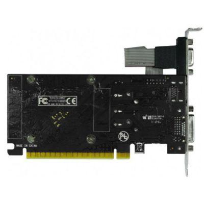 Видеокарта Palit PCI-E PA-GT610-2GD3 nVidia GeForce GT 610 2048Mb 64bit DDR3 810/1070 DVIx1/HDMIx1/CRTx1/HDCP oem NEAT6100HD46-1196F BULK
