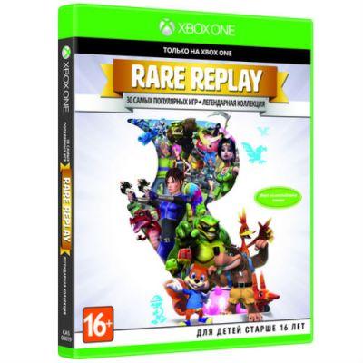 Игра для Xbox One Rare Replay [X1] KA5-00019