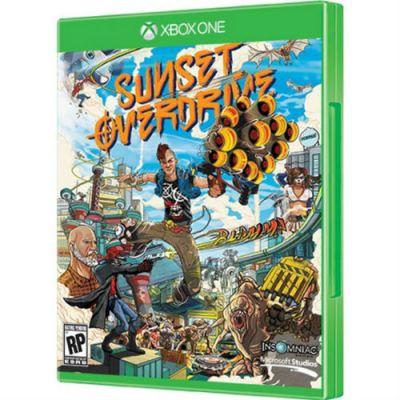 Игра для Xbox One Sunset Overdrive [X1] 3QT-00028