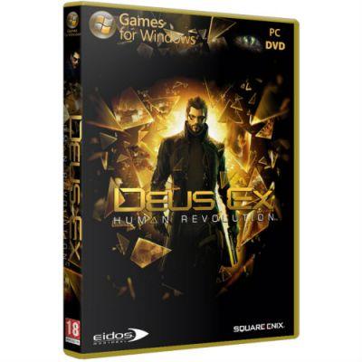 Игра для Xbox 360 Deus Ex: Human Revolution (русская версия) 90042469