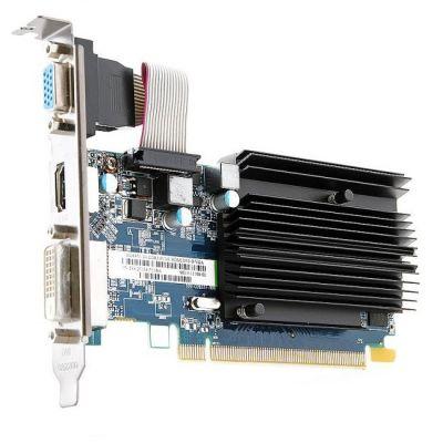 Видеокарта Sapphire PCI-E 11190-02-10G AMD Radeon HD 6450 1024Mb 64bit DDR3 DVIx1/HDMIx1/CRTx1 oem 11190-02-10G