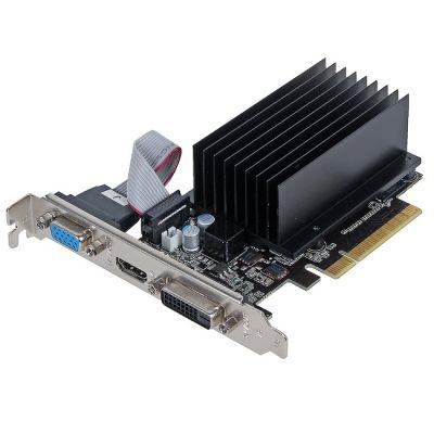 Видеокарта Palit PCI-E PA-GT720-1GD3H nVidia GeForce GT 720 1024Mb 64bit DDR3 797/1600 DVIx1/HDMIx1/CRTx1/HDCP oem NEAT7200HD06-2080H BULK