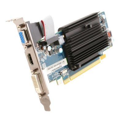 ���������� Sapphire PCI-E AMD Radeon R5 230 2048Mb 64bit DDR3 625/1334 DVIx1/HDMIx1/CRTx1/HDCP oem 11233-02-10G