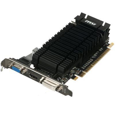 ���������� MSI PCI-E R5 230 2GD3H LP AMD Radeon R5 230 2048Mb 64bit GDDR3 625/1066 DVIx1/HDMIx1/CRTx1/HDCP Ret R5 230 2GD3H LP