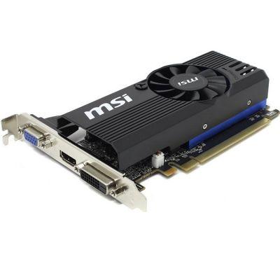 ���������� MSI PCI-E R7 240 2GD3 LPV1 AMD Radeon R7 240 2048Mb 128bit DDR3 730/1600/HDMIx1/CRTx1/HDCP Ret R7 240 2GD3 LPV1
