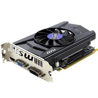 Видеокарта MSI PCI-E N740-2GD3 nVidia GeForce GT 740 2048Mb 128bit DDR3 1006/1782 DVIx1/HDMIx1/CRTx1/HDCP Ret N740-2GD3