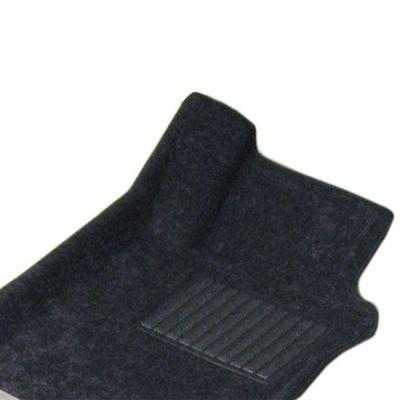 Sotra Коврики салона текст.VW Jetta 2010-> LINER 3D Lux с бортиком черные ST 74-00484
