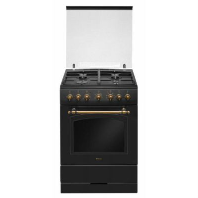 Комбинированная плита Hansa FCMA68109 черный