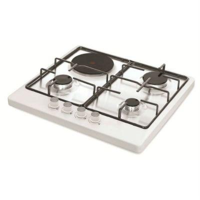 Комбинированная плита Simfer T 6310 PERW белый (настольная)