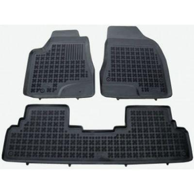 Rezaw-Plast Коврики салона Lexus RX III 2009-2012 с бортиками полиуретановые (3 части) ST 49-00180