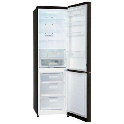 Холодильник LG GA-B489TGBM черный