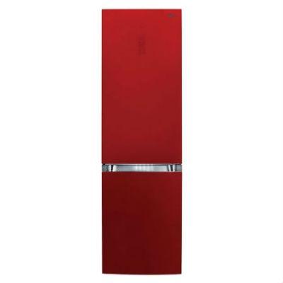 Холодильник LG GA-B489TGRM красный