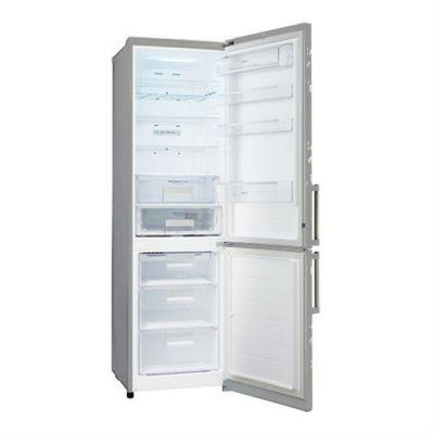 Холодильник LG GA-B489ZVVM серебристый
