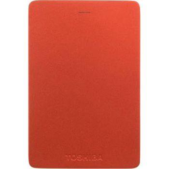 """Жесткий диск Toshiba USB 3.0 2Tb Canvio Alu 2.5"""" красный HDTH320ER3CA"""