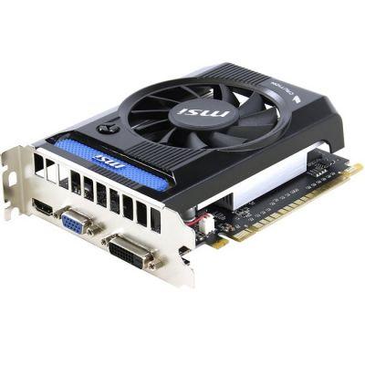 Видеокарта MSI PCI-E N640-4GD3 nVidia GeForce GT 640 4096Mb 128bit GDDR3 902/1782 DVIx1/HDMIx1/CRTx1/HDCP Ret N640-4GD3