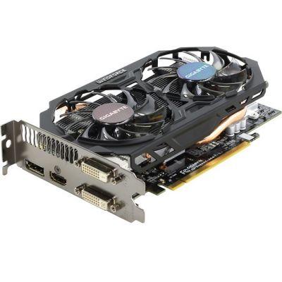 Видеокарта Gigabyte PCI-E GV-N660OC-3GD nVidia GeForce GTX 660 3072Mb 192bit GDDR5 1033/6008 DVIx1/HDMIx1/DPx1/HDCP Ret GV-N660OC-3GD