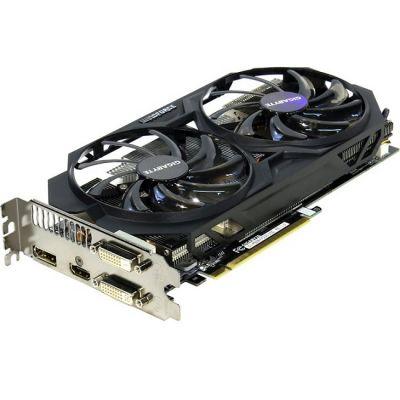 Видеокарта Gigabyte PCI-E GV-R938WF2OC-2GD AMD Radeon R9 380 2048Mb 256bit GDDR5 980/5500 DVIx2/HDMIx1/DPx1/HDCP Ret GV-R938WF2OC-2GD