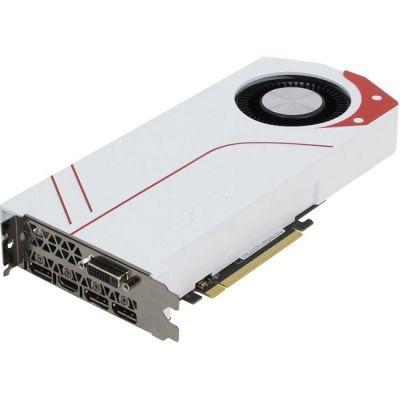 Видеокарта ASUS PCI-E TURBO-GTX960-OC-2GD5 nVidia GeForce GTX 960 2048Mb 128bit GDDR5 1190/7010 DVIx1/HDMIx1/DPx3/HDCP Ret TURBO-GTX960-OC-2GD5