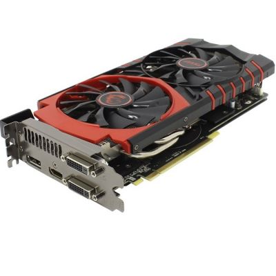 Видеокарта MSI PCI-E AMD Radeon R9 380 2048Mb 256bit GDDR5 970/5500 DVIx2/HDMIx1/DPx1/HDCP Ret R9 380 GAMING 2G