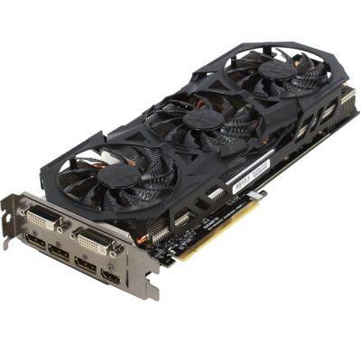 Видеокарта Gigabyte PCI-E GV-N960G1 GAMING-4GD nVidia GeForce GTX 960 4096Mb 128bit GDDR5 1266/7010 DVIx1/HDMIx1/DPx3/HDCP Ret GV-N960G1 GAMING-4GD