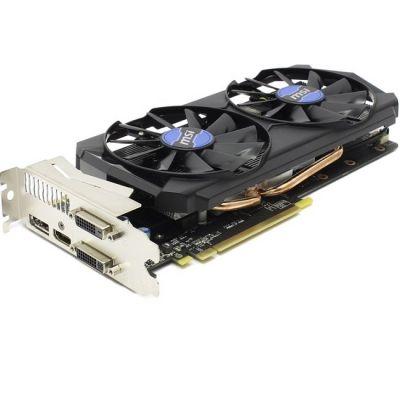 Видеокарта MSI PCI-E GTX 970 4GD5T OC nVidia GeForce GTX 970 4096Mb 256bit GDDR5 1102/7010 DVIx2/HDMIx1/DPx1/HDCP Ret GTX 970 4GD5T OC
