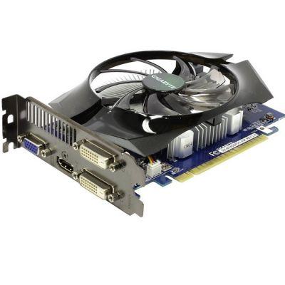 Видеокарта Gigabyte PCI-E GV-N740D5OC-1GI nVidia GeForce GT 740 1024Mb 128bit GDDR5 1072/5000 DVIx2/HDMIx1/CRTx1/HDCP Ret GV-N740D5OC-1GI