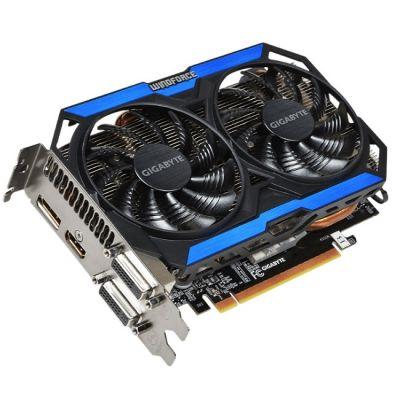 Видеокарта Gigabyte PCI-E nVidia GeForce GTX 960 4096Mb 128bit GDDR5 1165/7010 DVIx1/HDMIx1/DPx1/HDCP Ret GV-N960IXOC-4GD