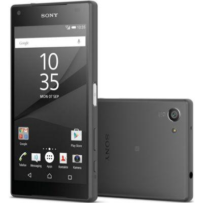 Смартфон Sony Xperia Z5 Compact Графитовый черный E5823BLK