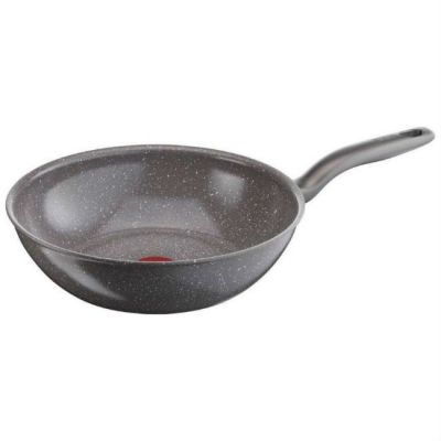 Сковородка Tefal Вok Meteor Ceramic Grey C4001972