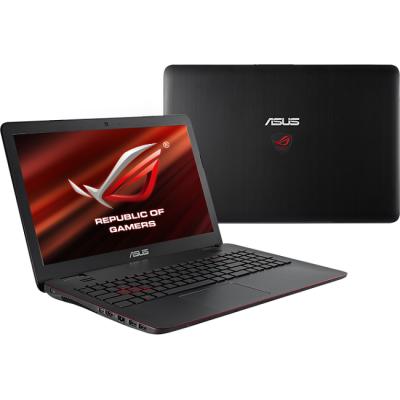 Ноутбук ASUS ROG G551JX-DM320T 90NB08C2-M04410