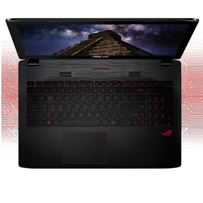 Ноутбук ASUS ROG GL552JX-DM253T 90NB07Z1-M05150