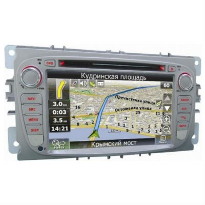 Автомагнитола Velas V-FMG с картой NAVITEL
